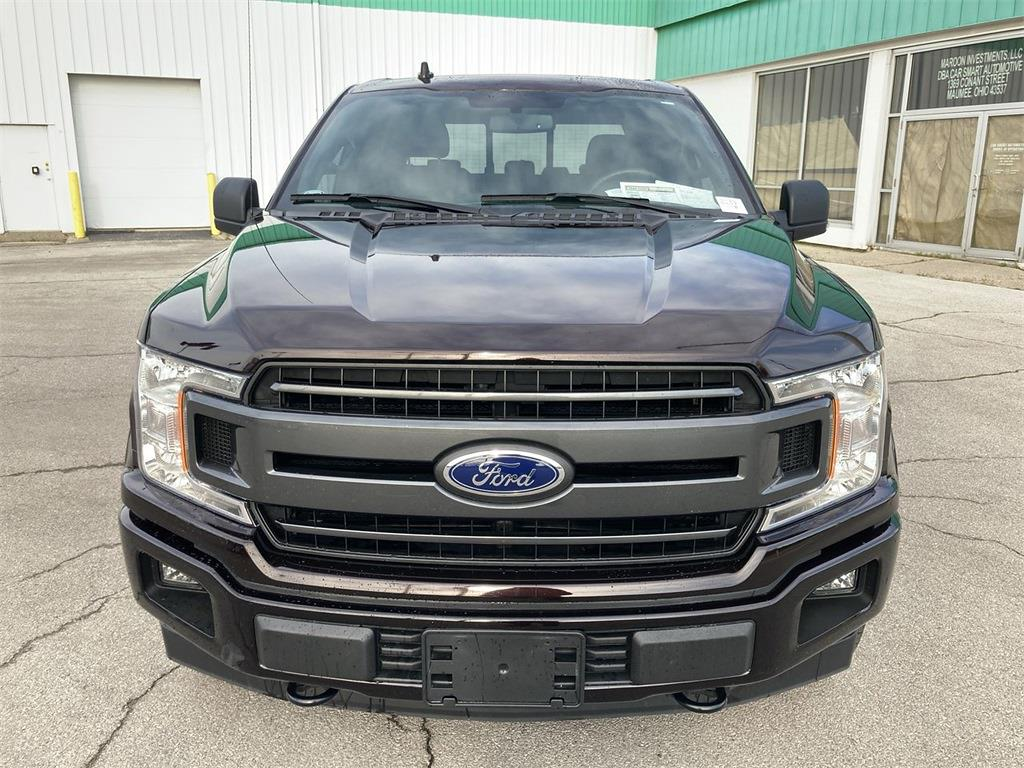 2018 Ford F-150 SuperCrew Cab 4x4, Pickup #J211157A - photo 4