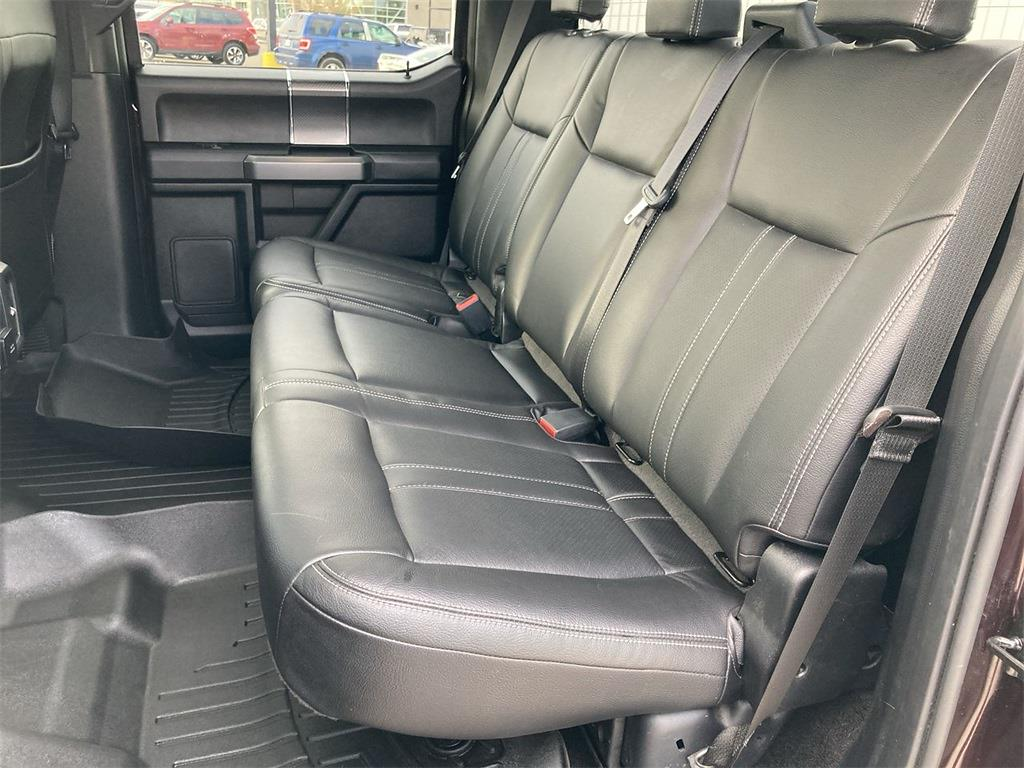 2018 Ford F-150 SuperCrew Cab 4x4, Pickup #J211157A - photo 20