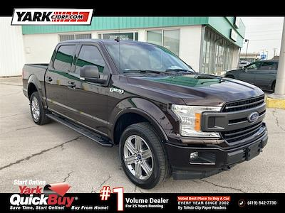 2018 Ford F-150 SuperCrew Cab 4x4, Pickup #J211157A - photo 1