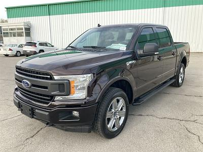 2018 Ford F-150 SuperCrew Cab 4x4, Pickup #J211157A - photo 3