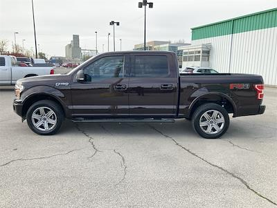 2018 Ford F-150 SuperCrew Cab 4x4, Pickup #J211157A - photo 5
