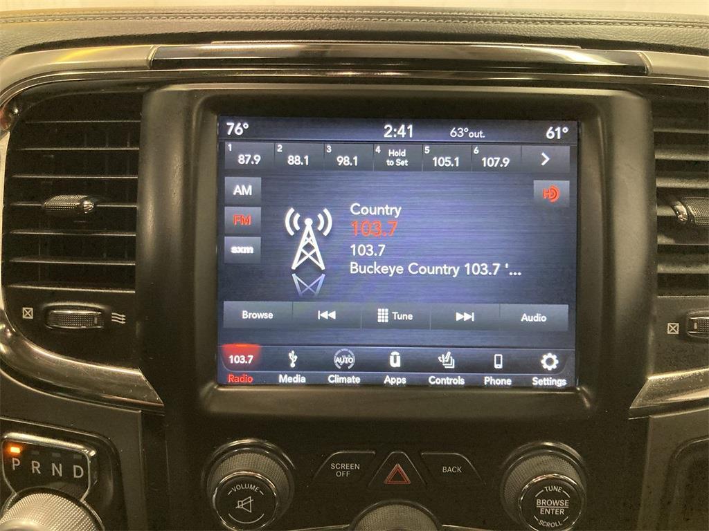 2018 Ram 1500 Crew Cab 4x4, Pickup #J211187A - photo 31