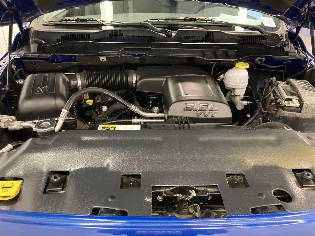 2019 Ram 1500 Quad Cab 4x4, Pickup #J211235A - photo 11