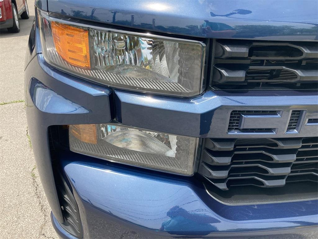 2019 Chevrolet Silverado 1500 Crew Cab 4x4, Pickup #J211276A - photo 10