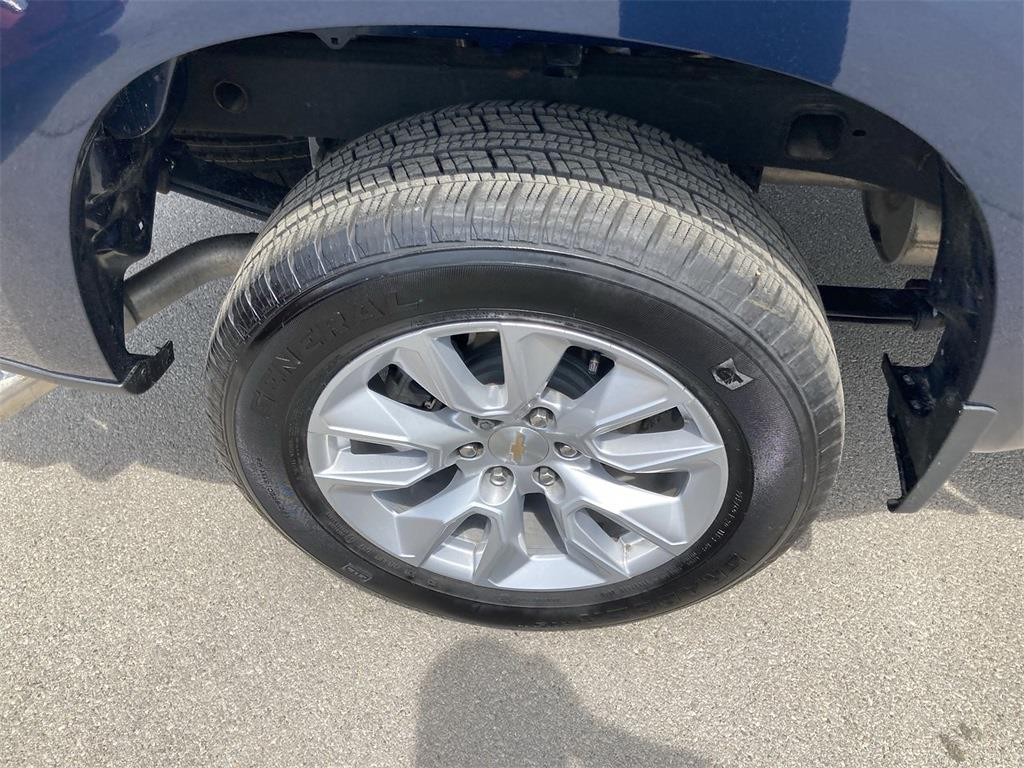 2019 Chevrolet Silverado 1500 Crew Cab 4x4, Pickup #J211276A - photo 16