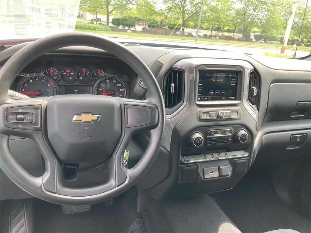 2019 Chevrolet Silverado 1500 Crew Cab 4x4, Pickup #J211276A - photo 25
