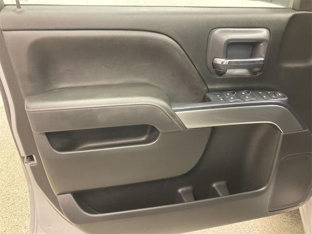 2018 Chevrolet Silverado 1500 Double Cab 4x4, Pickup #J211281A - photo 24