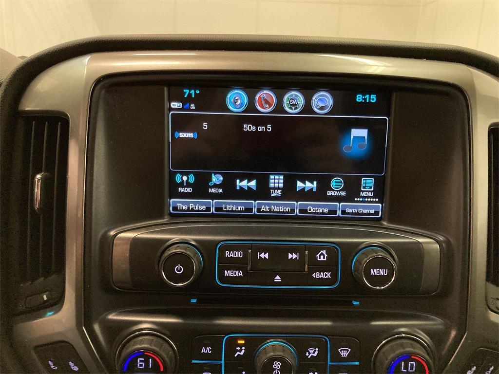2018 Chevrolet Silverado 1500 Double Cab 4x4, Pickup #J211281A - photo 28