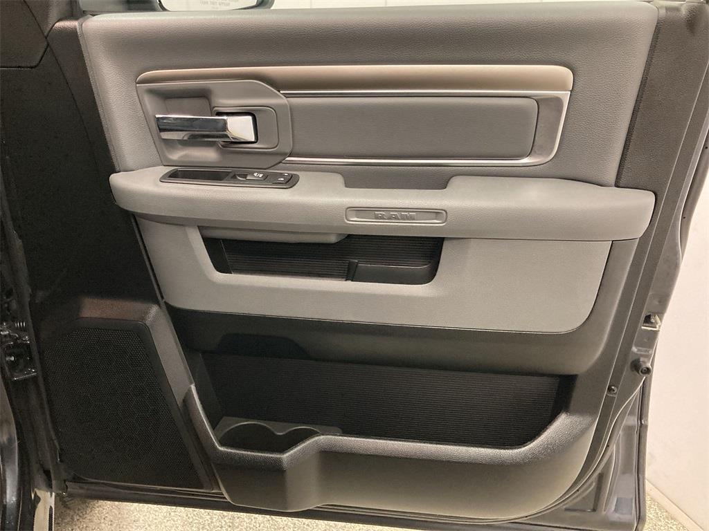 2018 Ram 1500 Quad Cab 4x4, Pickup #J211287A - photo 15