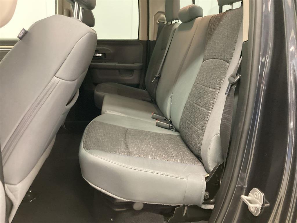 2018 Ram 1500 Quad Cab 4x4, Pickup #J211287A - photo 22