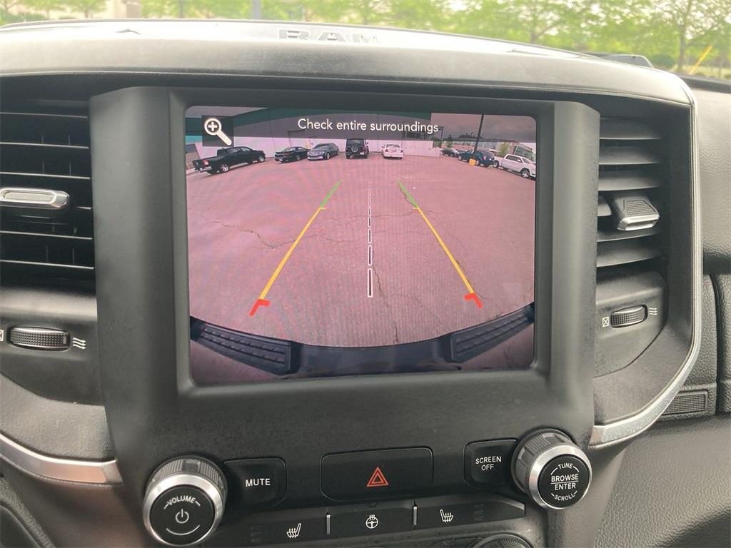 2019 Ram 1500 Crew Cab 4x4, Pickup #J211290A - photo 30