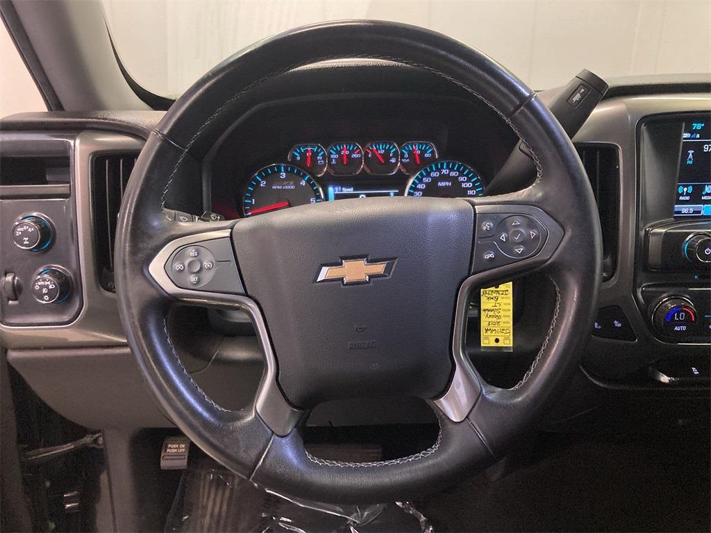2018 Silverado 1500 Double Cab 4x4,  Pickup #J211616A - photo 27