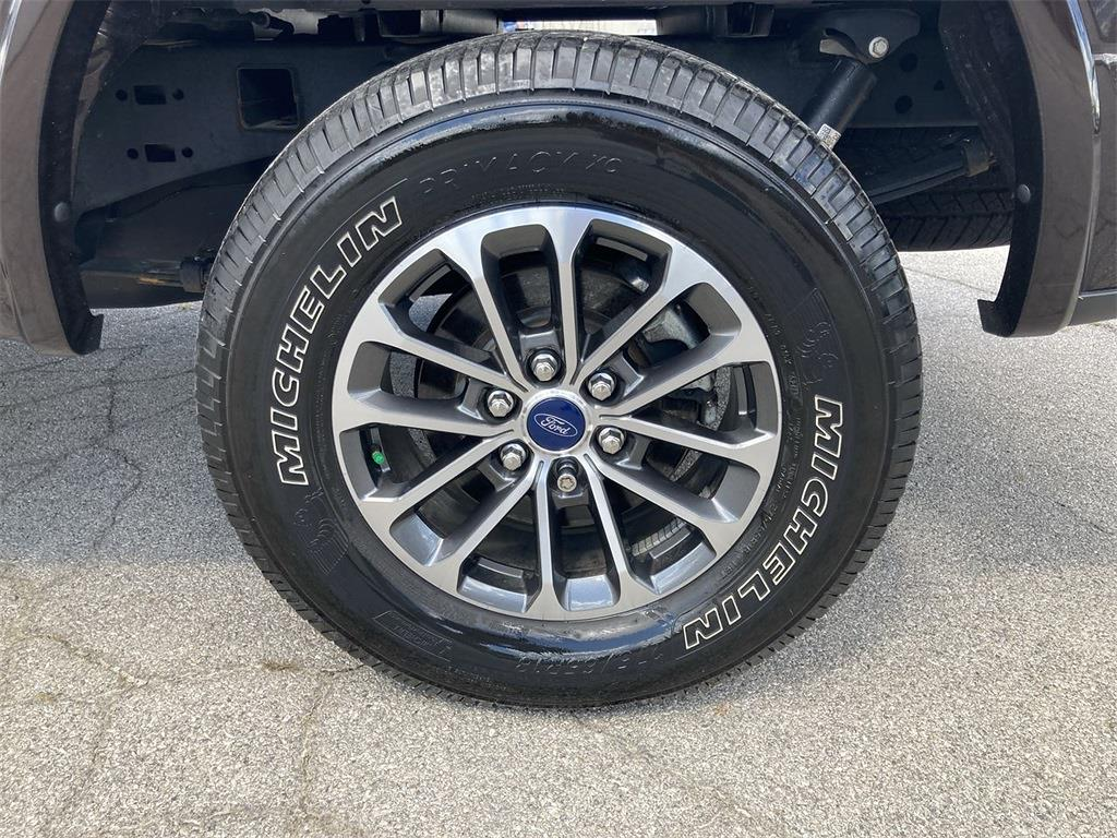 2019 F-150 SuperCrew Cab 4x4,  Pickup #J211688A - photo 19