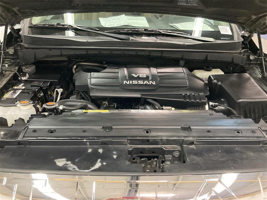 2017 Nissan Titan Crew Cab 4x2, Pickup #JP28272A - photo 9