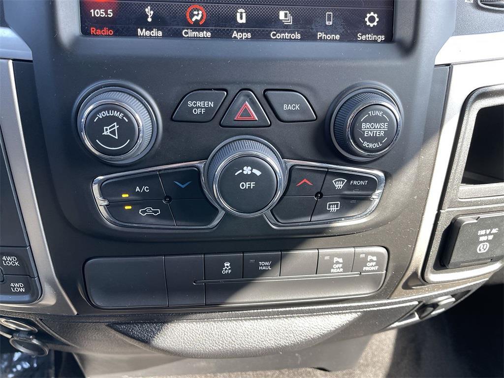 2018 Ram 1500 Crew Cab 4x4, Pickup #JP28527 - photo 32