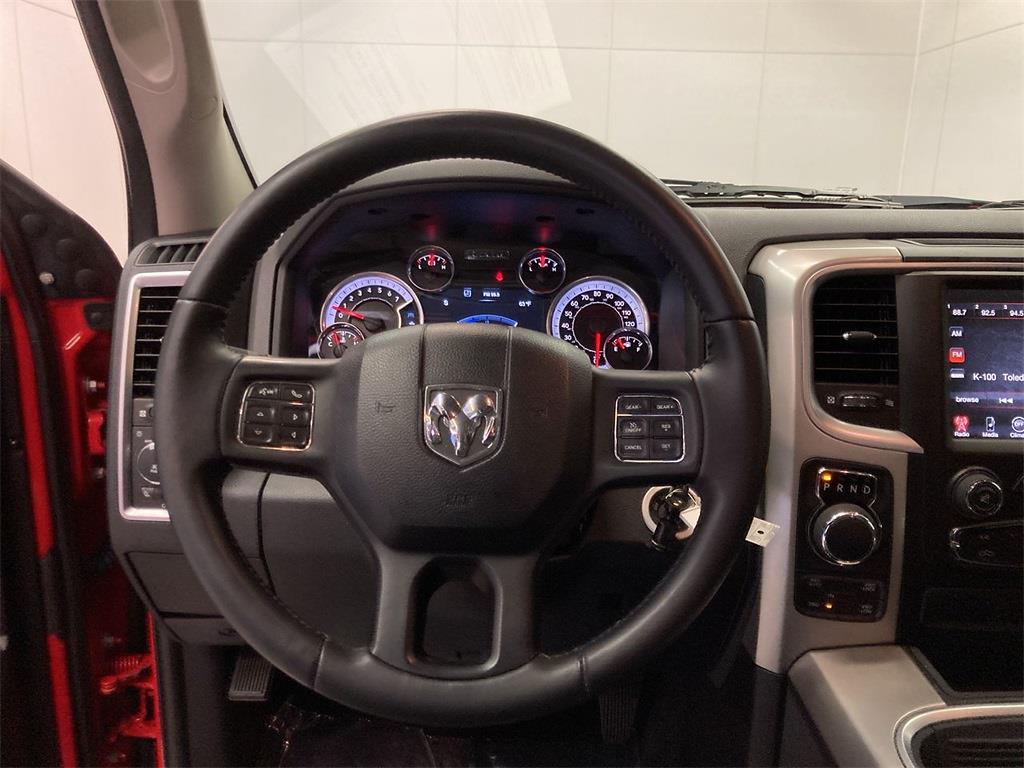 2016 Ram 1500 Crew Cab 4x4, Pickup #JP28619 - photo 29