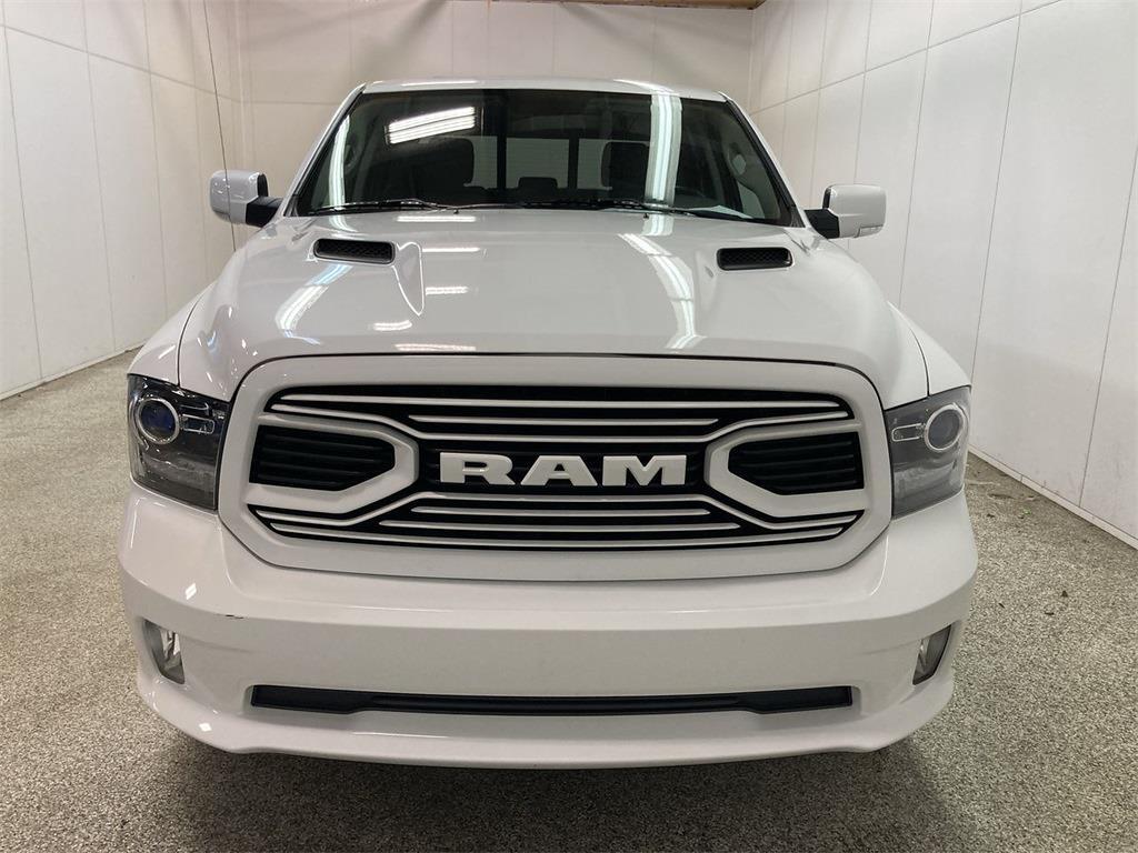 2018 Ram 1500 Crew Cab 4x4, Pickup #JP28715 - photo 4