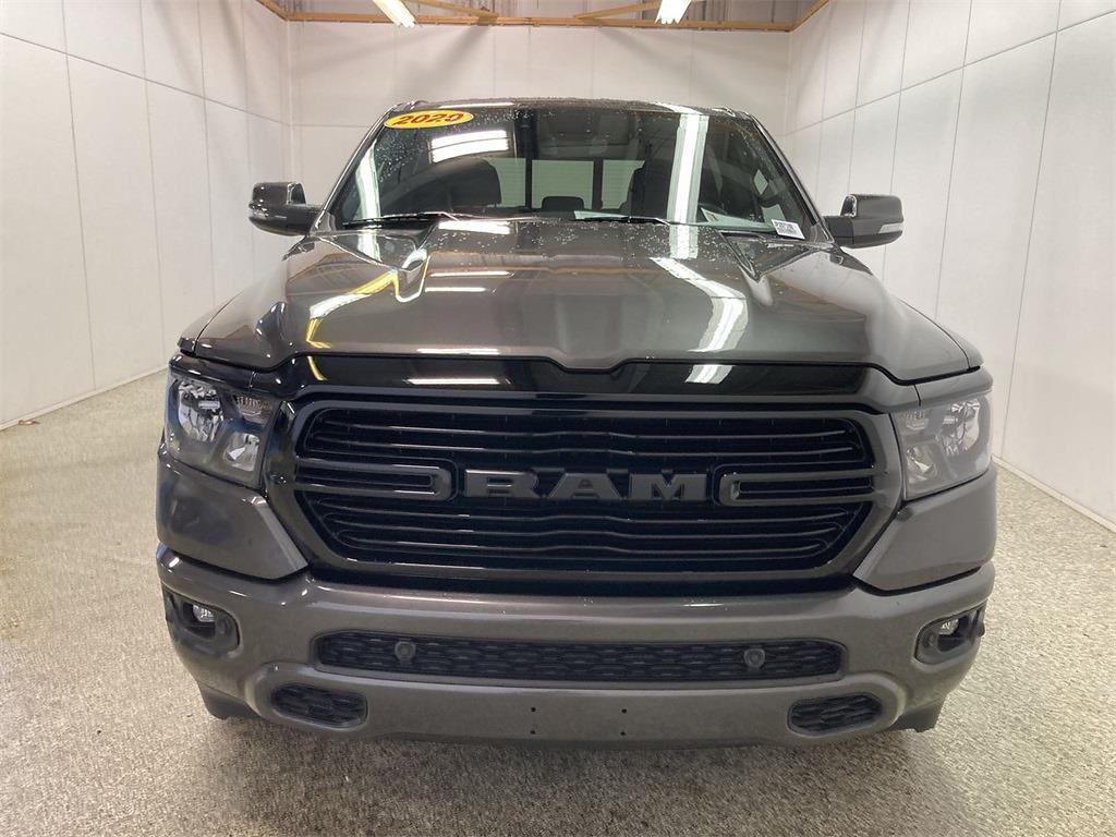 2020 Ram 1500 Crew Cab 4x4, Pickup #JP28718B - photo 4