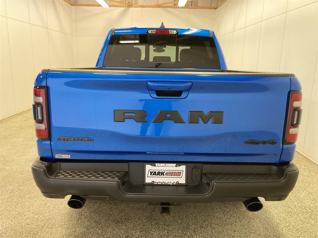 2020 Ram 1500 Crew Cab 4x4, Pickup #JP28784 - photo 3