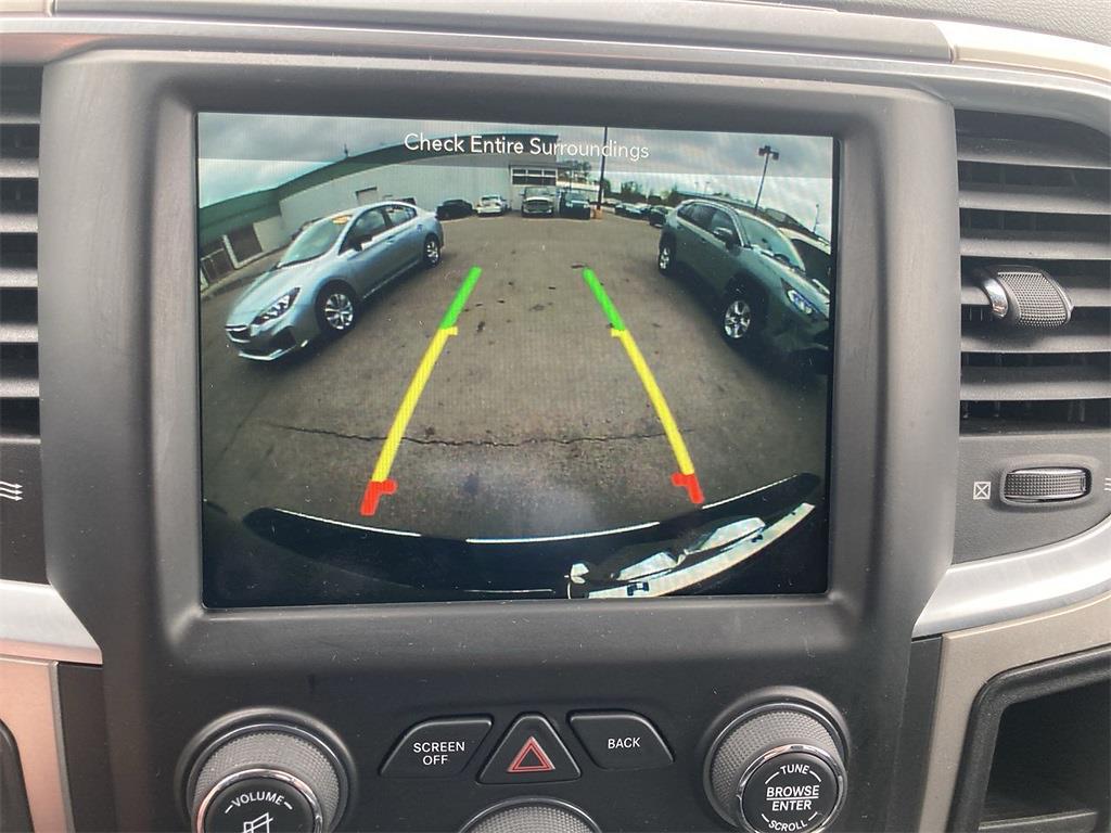 2018 Ram 1500 Crew Cab 4x4, Pickup #JP28786 - photo 31
