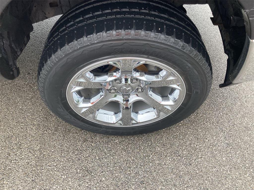 2018 Ram 1500 Quad Cab 4x4, Pickup #JP29179 - photo 12