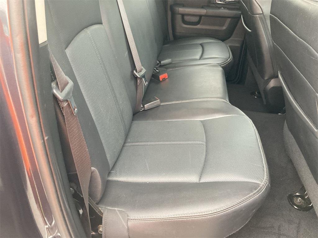 2018 Ram 1500 Quad Cab 4x4, Pickup #JP29179 - photo 15