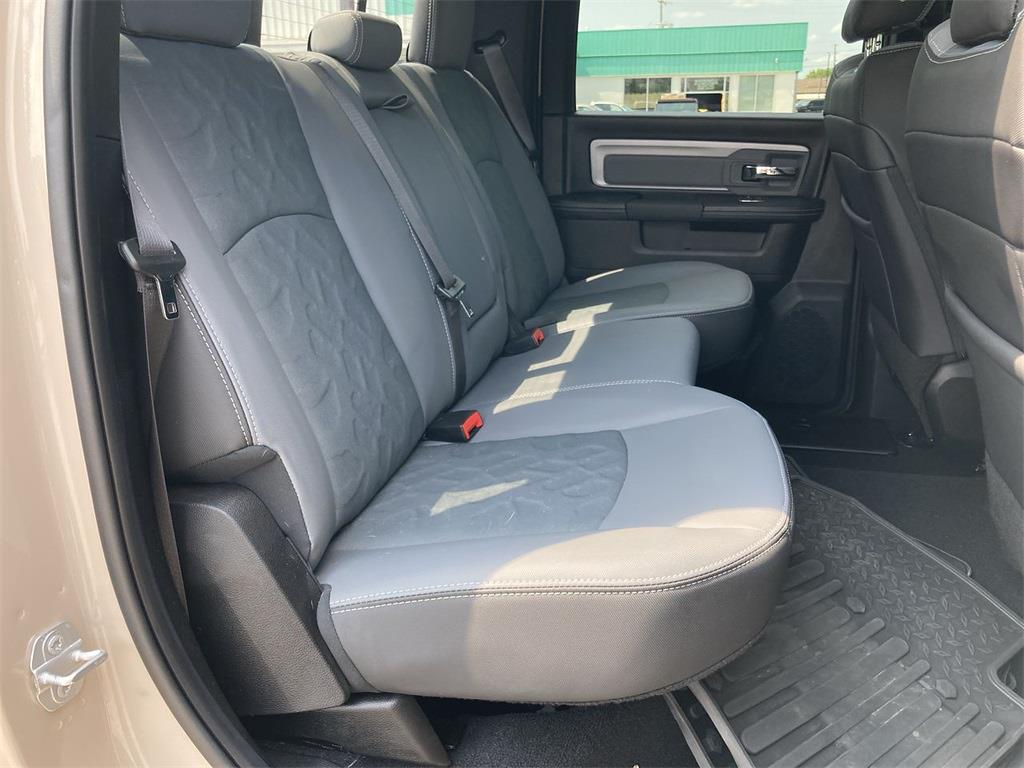 2018 Ram 2500 Crew Cab 4x4, Pickup #JP29229 - photo 13