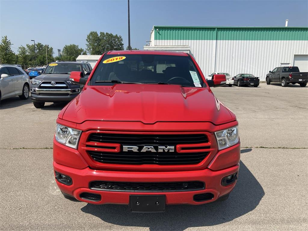2019 Ram 1500 Crew Cab 4x4, Pickup #JP29237 - photo 2