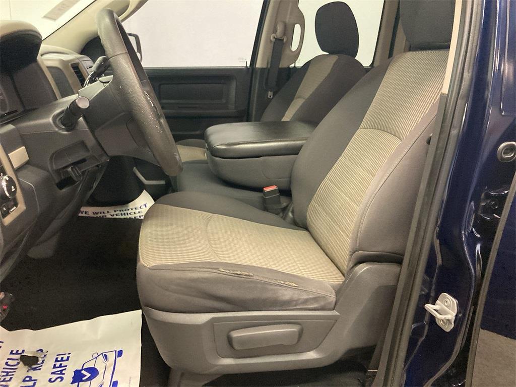 2012 Ram 1500 Quad Cab 4x4,  Pickup #JP29394A - photo 22