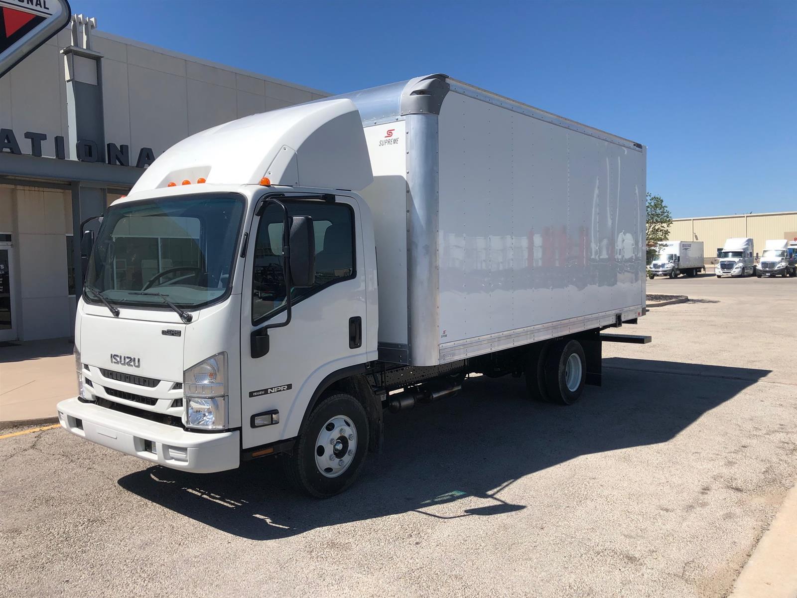 2019 Isuzu NPR Regular Cab 4x2, Supreme Dry Freight #KS813010 - photo 1