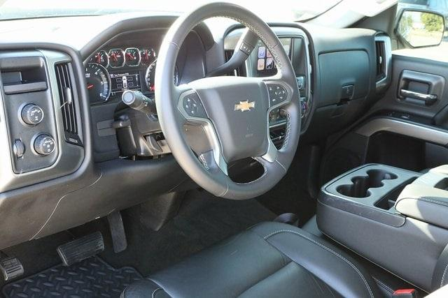 2017 Chevrolet Silverado 1500 Double Cab 4x4, Pickup #AF200465 - photo 12