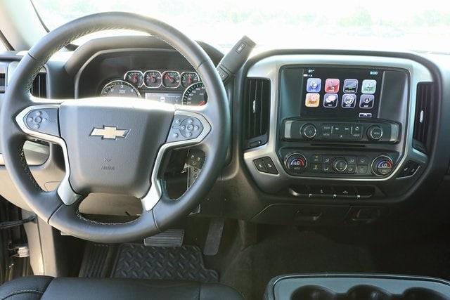 2017 Chevrolet Silverado 1500 Double Cab 4x4, Pickup #AF200465 - photo 14
