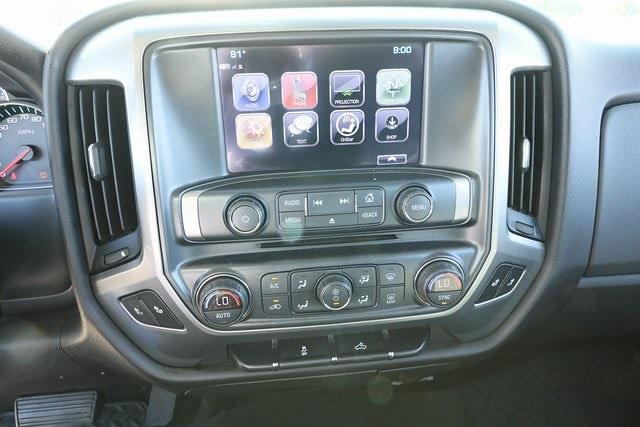 2017 Chevrolet Silverado 1500 Double Cab 4x4, Pickup #AF200465 - photo 19