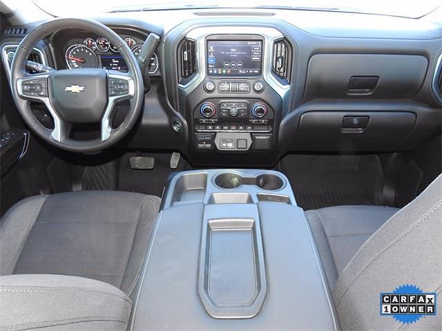 2021 Chevrolet Silverado 1500 Crew Cab 4x4, Pickup #BR102418 - photo 12
