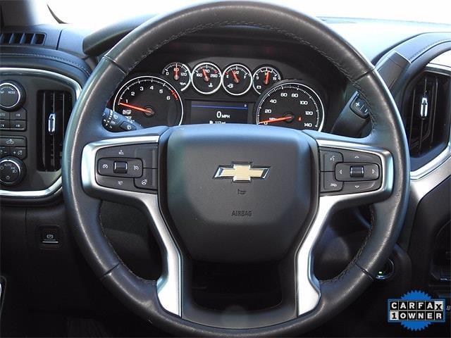 2021 Chevrolet Silverado 1500 Crew Cab 4x4, Pickup #BR102418 - photo 14