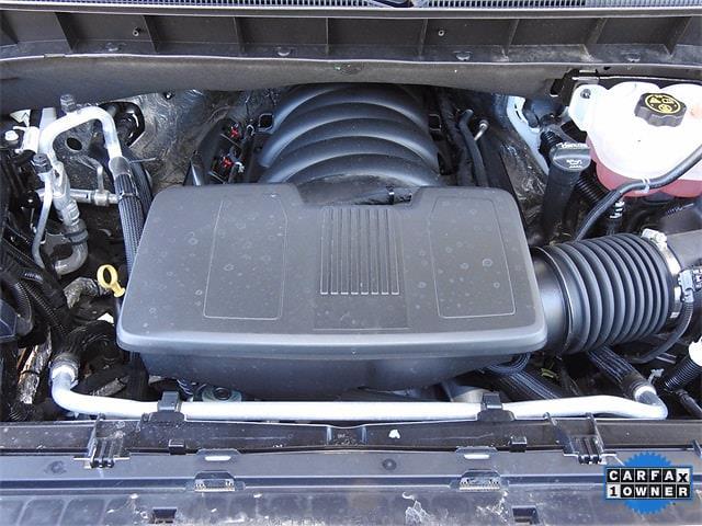 2021 Chevrolet Silverado 1500 Crew Cab 4x4, Pickup #BR102418 - photo 30