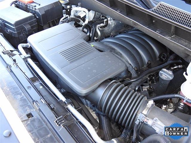 2021 Chevrolet Silverado 1500 Crew Cab 4x4, Pickup #BR102418 - photo 31