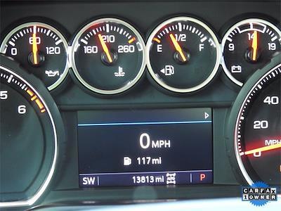 2021 Chevrolet Silverado 1500 Crew Cab 4x4, Pickup #BR102418 - photo 16