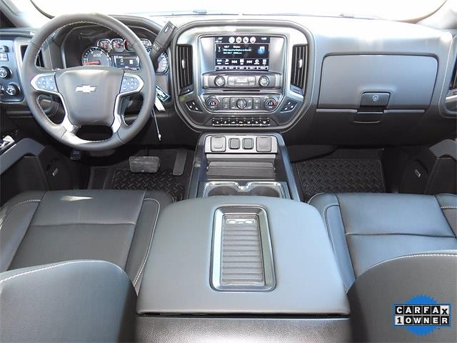 2019 Chevrolet Silverado 2500 Crew Cab 4x4, Pickup #BR113035 - photo 15