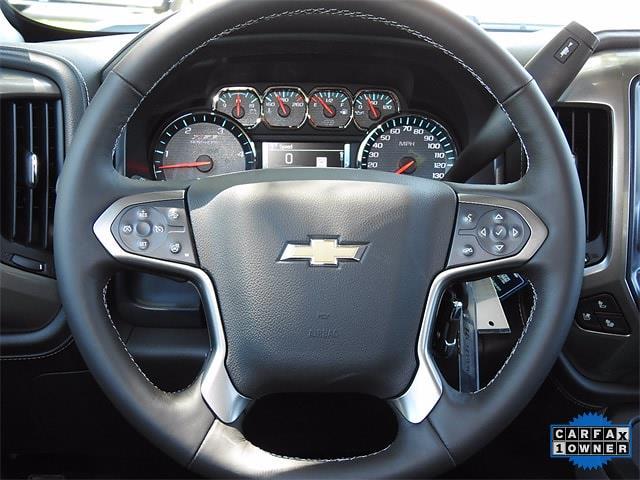 2019 Chevrolet Silverado 2500 Crew Cab 4x4, Pickup #BR113035 - photo 17