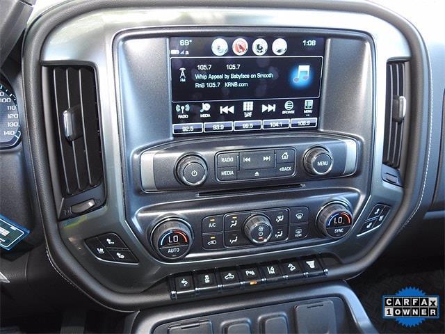 2019 Chevrolet Silverado 2500 Crew Cab 4x4, Pickup #BR113035 - photo 21