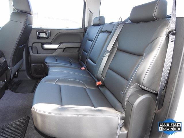 2019 Chevrolet Silverado 2500 Crew Cab 4x4, Pickup #BR113035 - photo 32
