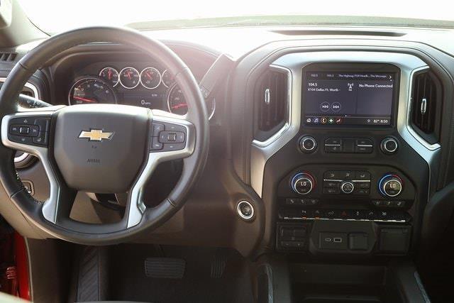 2019 Chevrolet Silverado 1500 Crew Cab 4x2, Pickup #BR116142 - photo 16