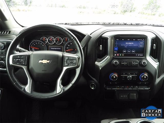 2019 Chevrolet Silverado 1500 Crew Cab 4x4, Pickup #BR120556 - photo 16