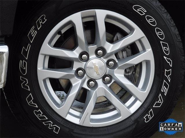 2019 Chevrolet Silverado 1500 Crew Cab 4x4, Pickup #BR120556 - photo 5