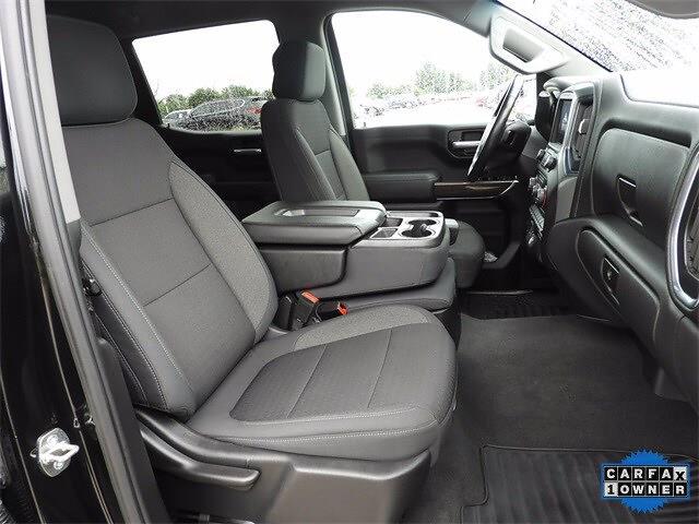 2019 Chevrolet Silverado 1500 Crew Cab 4x4, Pickup #BR120556 - photo 31