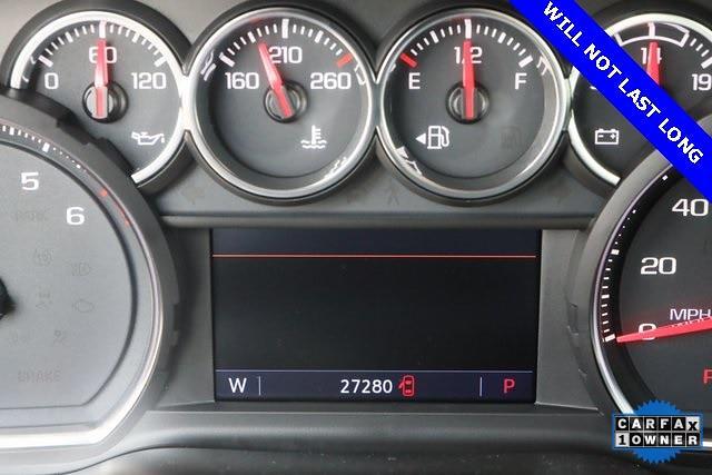 2020 Chevrolet Silverado 1500 Crew Cab 4x2, Pickup #BR124436 - photo 18