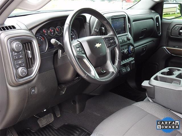 2019 Chevrolet Silverado 1500 Crew Cab 4x4, Pickup #BR128519 - photo 11