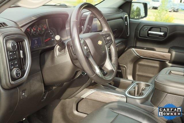 2019 Chevrolet Silverado 1500 Crew Cab 4x4, Pickup #BR138183 - photo 14