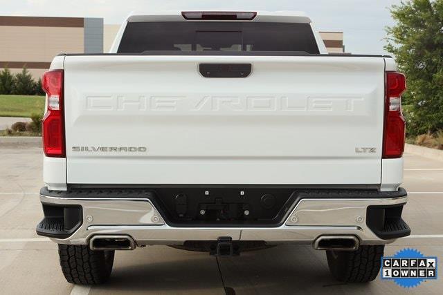 2019 Chevrolet Silverado 1500 Crew Cab 4x4, Pickup #BR138183 - photo 8